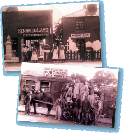 Kenward and Son premises from days gone by