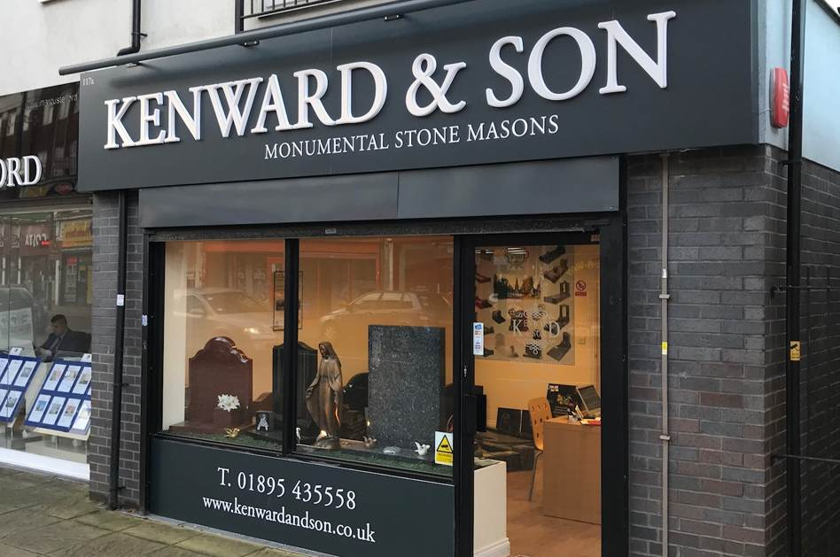 Kenward and Son Yiewsley Branch