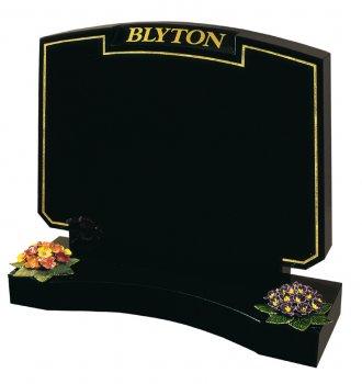 The Blyton  memorial